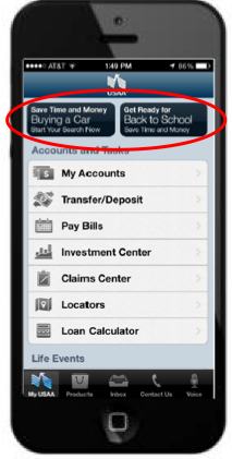 Searching for ways to monetize your banking app? USAA has the right answers