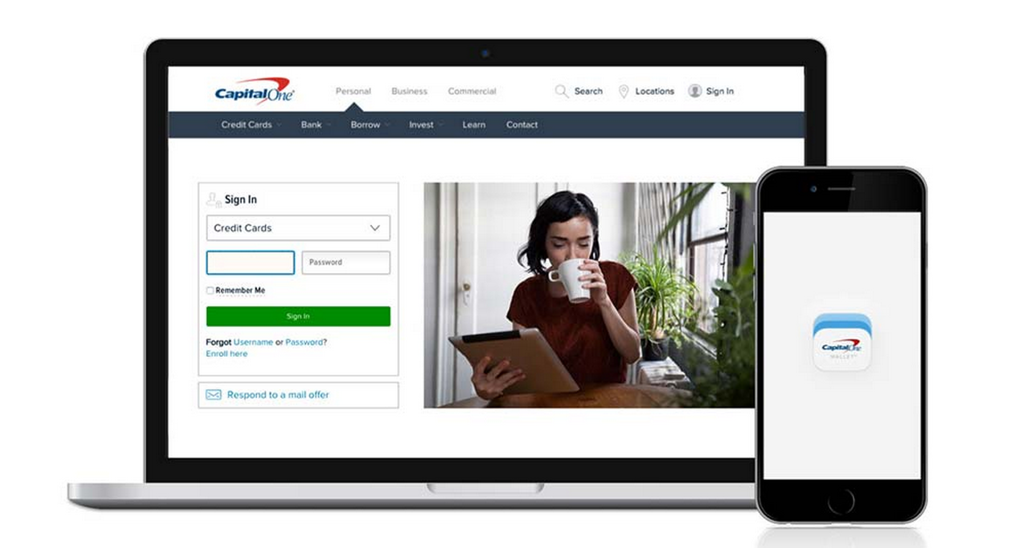 Bored of answering security questions before every login? Capital One's Swift ID shows how to avoid it