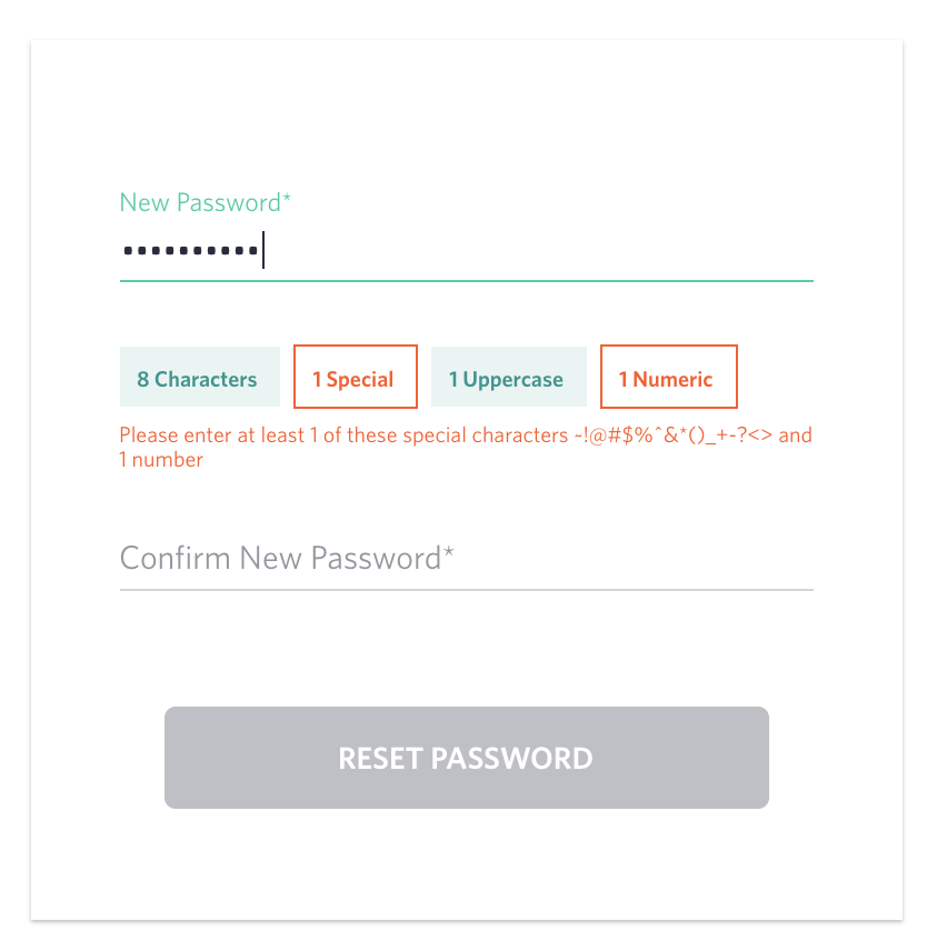 Myntra - 'Set Password' flow done right