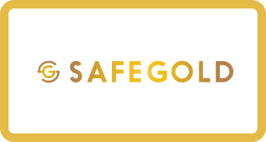 Safegold logo